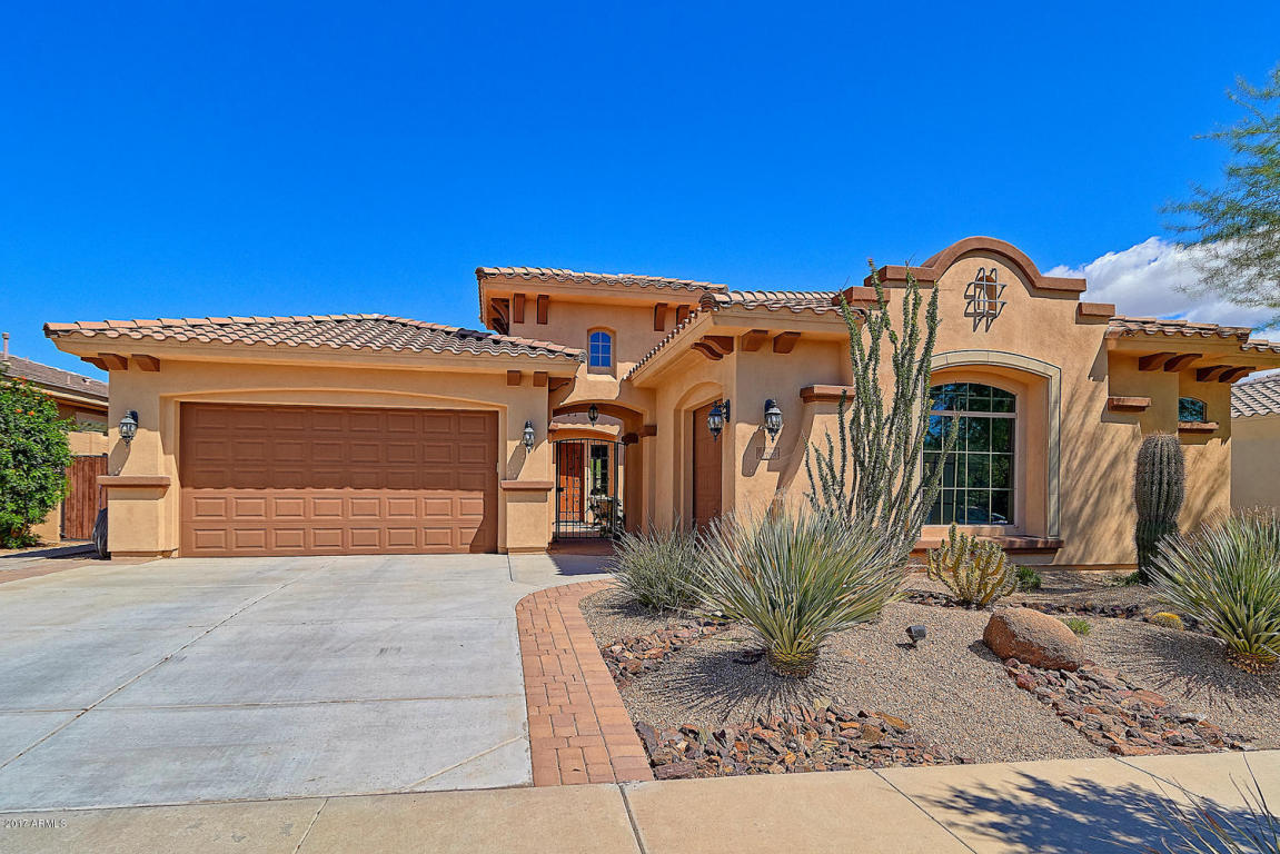 Photo for 1708 W Dusty Wren Drive, Phoenix, AZ 85085 (MLS # 5605333)
