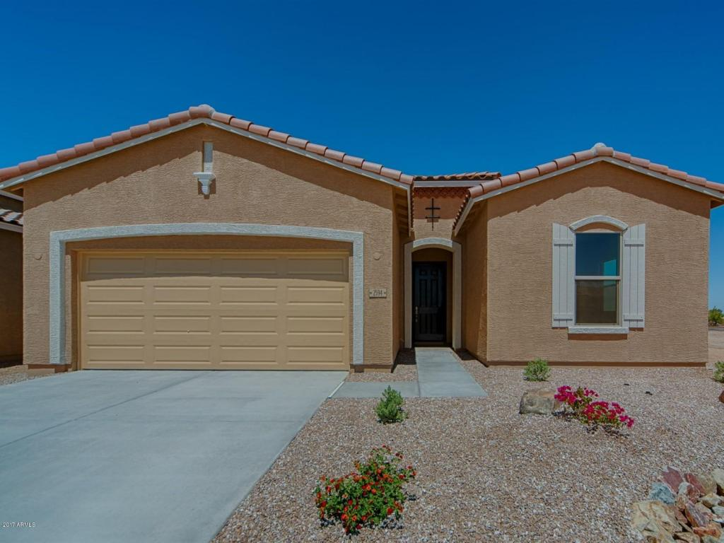 Photo for 2594 E Marcos Drive, Casa Grande, AZ 85194 (MLS # 5606785)