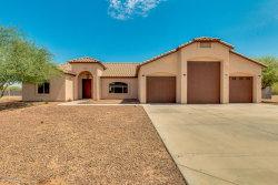 Photo of 12807 S Gopher Road, Buckeye, AZ 85326 (MLS # 5623678)