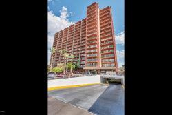Photo of 4750 N Central Avenue, Unit J17, Phoenix, AZ 85012 (MLS # 5624660)