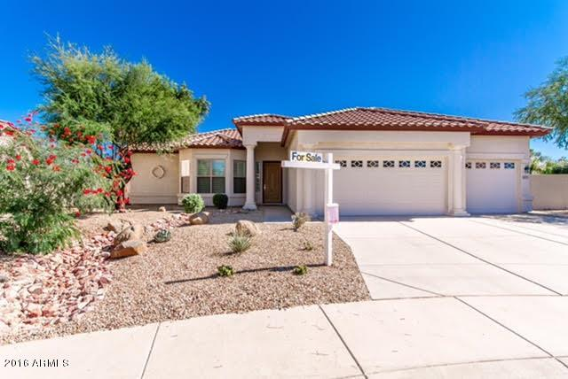 Photo for 6873 S Pinaleno Place, Chandler, AZ 85249 (MLS # 5656243)