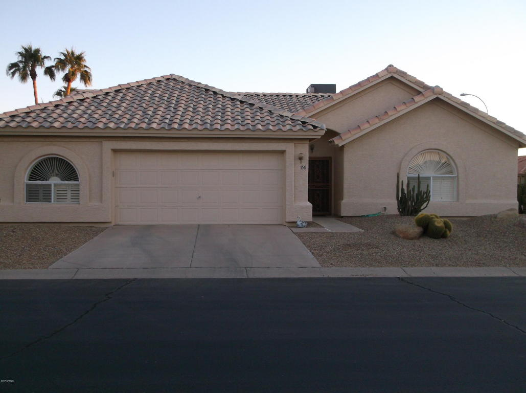 Photo for 1511 E Firestone Drive, Chandler, AZ 85249 (MLS # 5679756)
