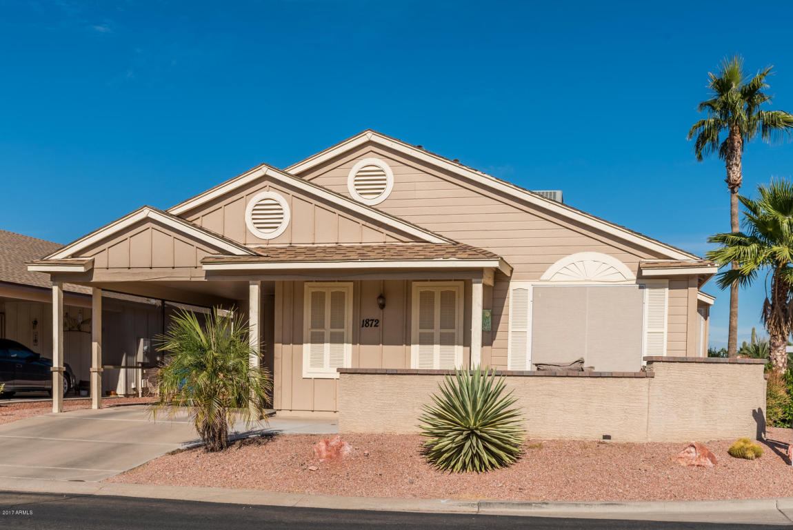 Photo for 1872 E Riviera Drive, Chandler, AZ 85249 (MLS # 5687863)