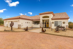 Photo of 9217 N Hazeldine Road, Casa Grande, AZ 85194 (MLS # 5690337)