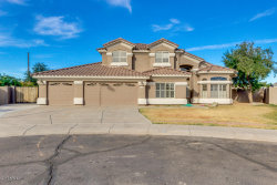 Photo of 1220 S Harrington Street, Gilbert, AZ 85233 (MLS # 5699288)