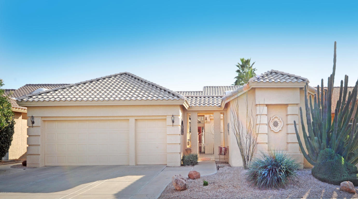 Photo for 8917 E Copper Drive, Sun Lakes, AZ 85248 (MLS # 5702816)
