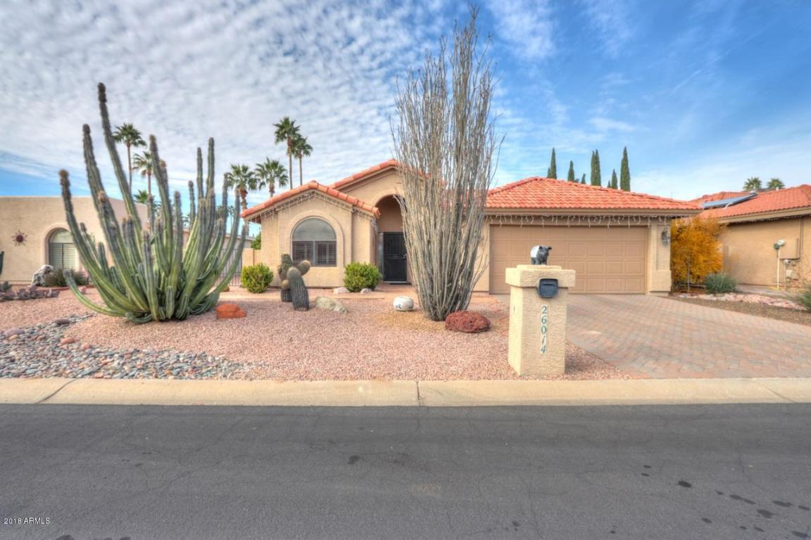 Photo for 26014 S Hollygreen Drive, Sun Lakes, AZ 85248 (MLS # 5703538)