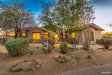 Photo of 4777 E Quailbrush Road, Cave Creek, AZ 85331 (MLS # 5711733)