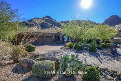 Photo of 11965 E Calle De Valle Drive, Scottsdale, AZ 85255 (MLS # 5711980)