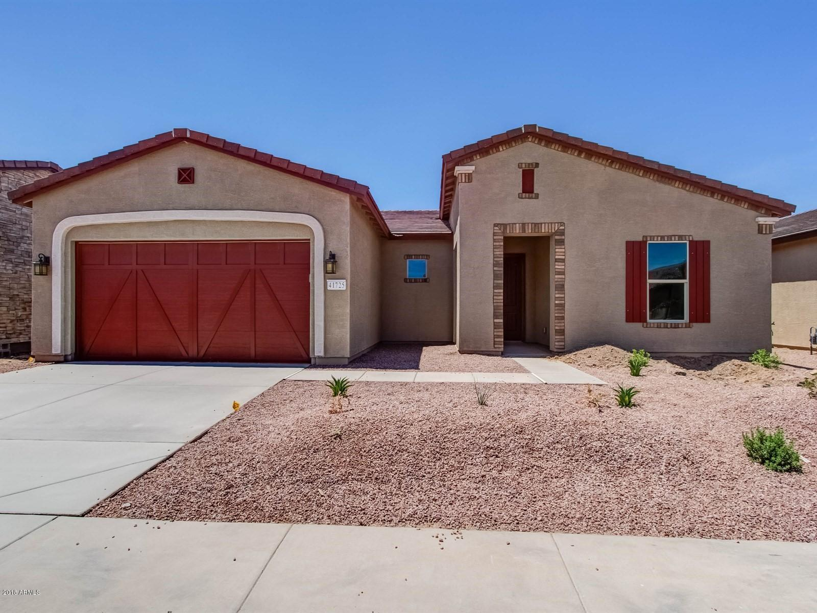 Photo for 41725 W Cribbage Road, Maricopa, AZ 85138 (MLS # 5719607)