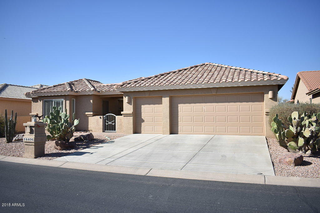 Photo for 24406 S Starcrest Drive, Sun Lakes, AZ 85248 (MLS # 5722720)