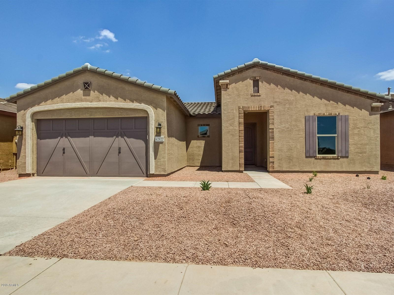 Photo for 42922 W Mallard Road, Maricopa, AZ 85138 (MLS # 5722951)