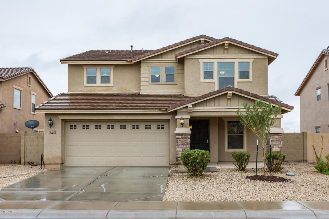Photo for 2415 E Rosario Mission Drive, Casa Grande, AZ 85194 (MLS # 5724355)