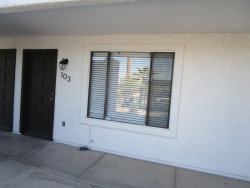 Photo of 16741 E Westby Drive, Unit 103, Fountain Hills, AZ 85268 (MLS # 5724609)