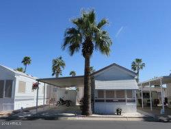 Photo of 3710 S Goldfield Road, Unit 196, Apache Junction, AZ 85119 (MLS # 5726214)