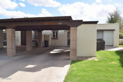 Photo of 131 N Higley Road, Unit 109, Mesa, AZ 85205 (MLS # 5728395)