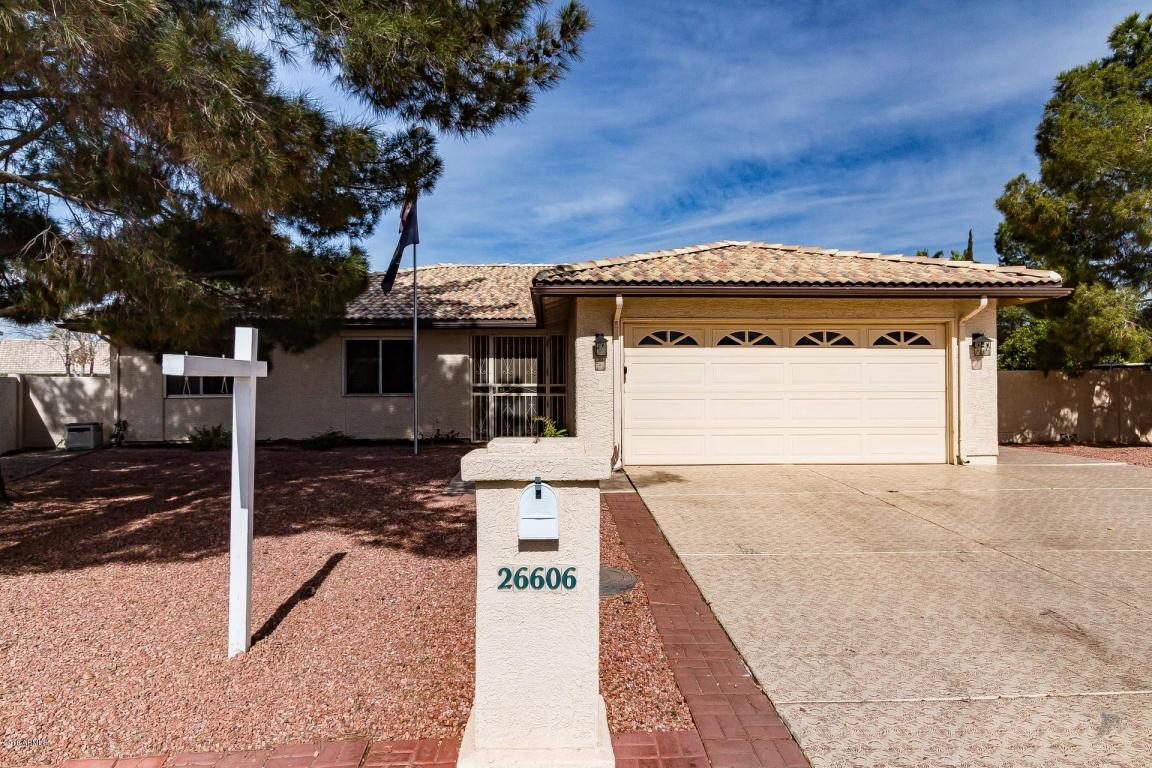 Photo for 26606 S Sageberry Drive, Sun Lakes, AZ 85248 (MLS # 5734978)