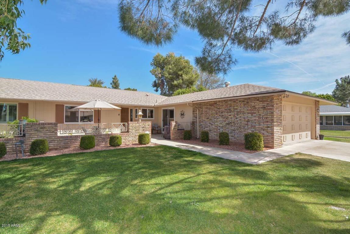 Photo of 17831 N 102nd Drive, Sun City, AZ 85373 (MLS # 5737654)