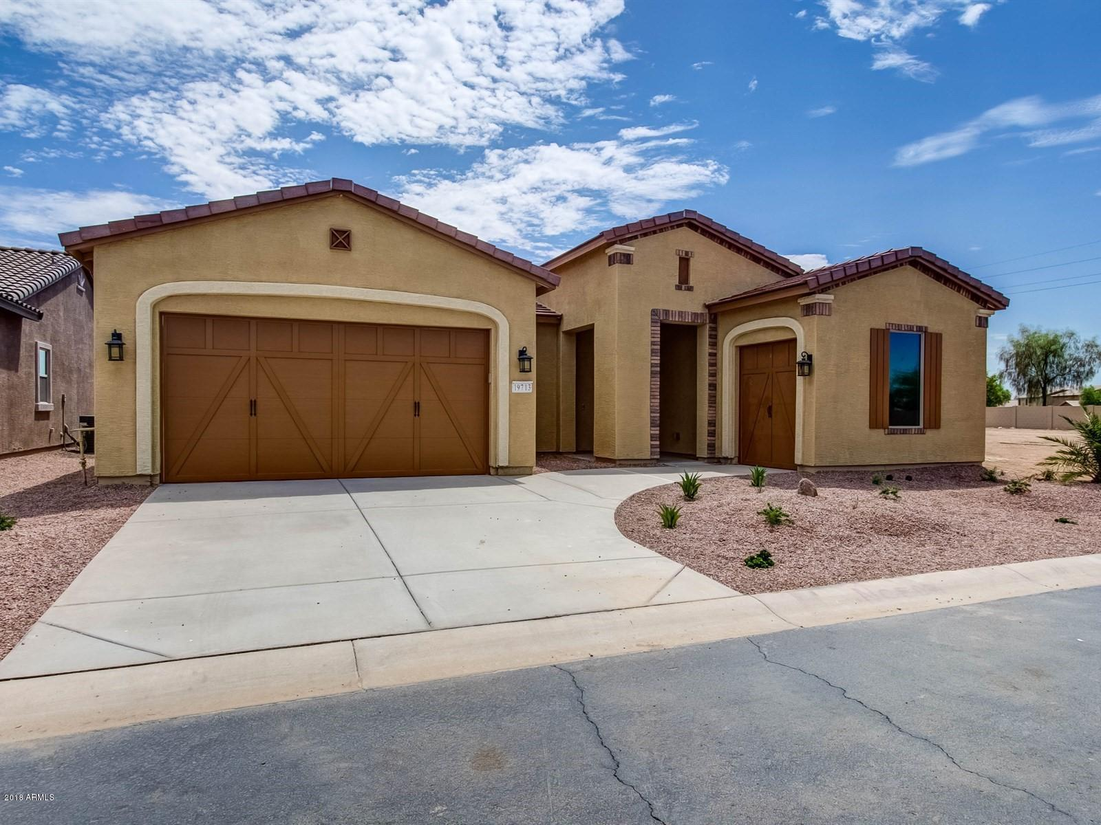Photo for 19713 N Bridge Court, Maricopa, AZ 85138 (MLS # 5737979)