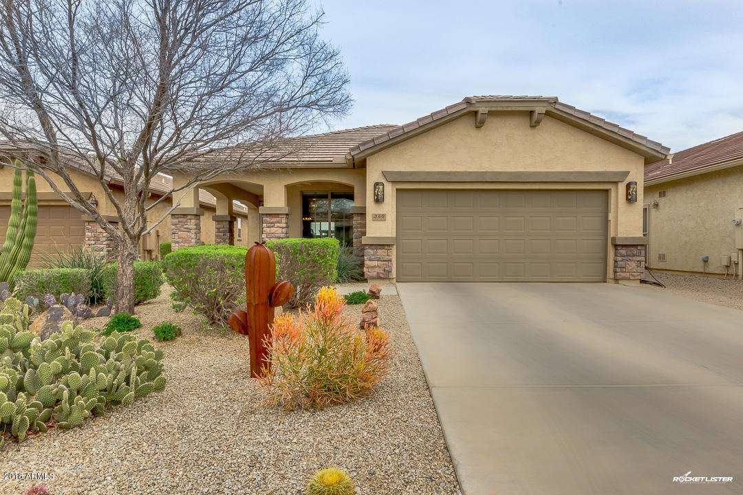 Photo for 350 W Twin Peaks Parkway, San Tan Valley, AZ 85143 (MLS # 5740940)
