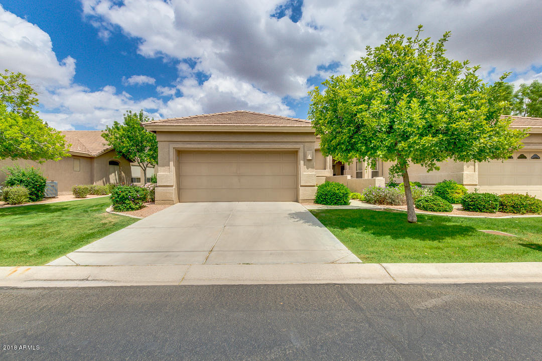 Photo for 9608 E Champagne Drive, Sun Lakes, AZ 85248 (MLS # 5759546)