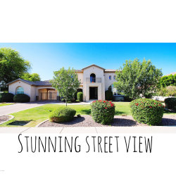 Photo of 3278 E Vallejo Court, Gilbert, AZ 85298 (MLS # 5762779)