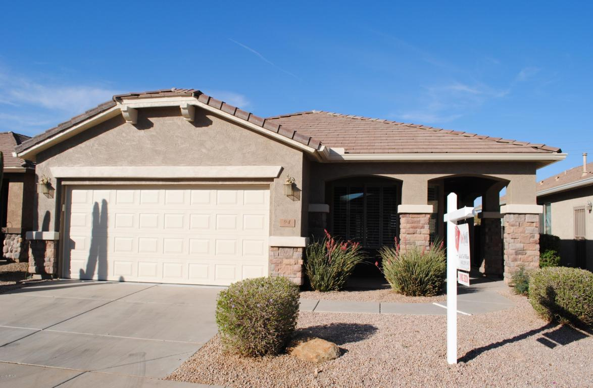 Photo for 94 W Sundance Court, San Tan Valley, AZ 85143 (MLS # 5764618)