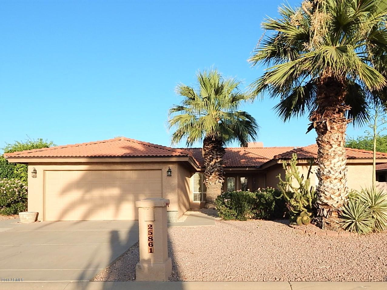 Photo for 25861 S New Town Drive, Sun Lakes, AZ 85248 (MLS # 5775311)