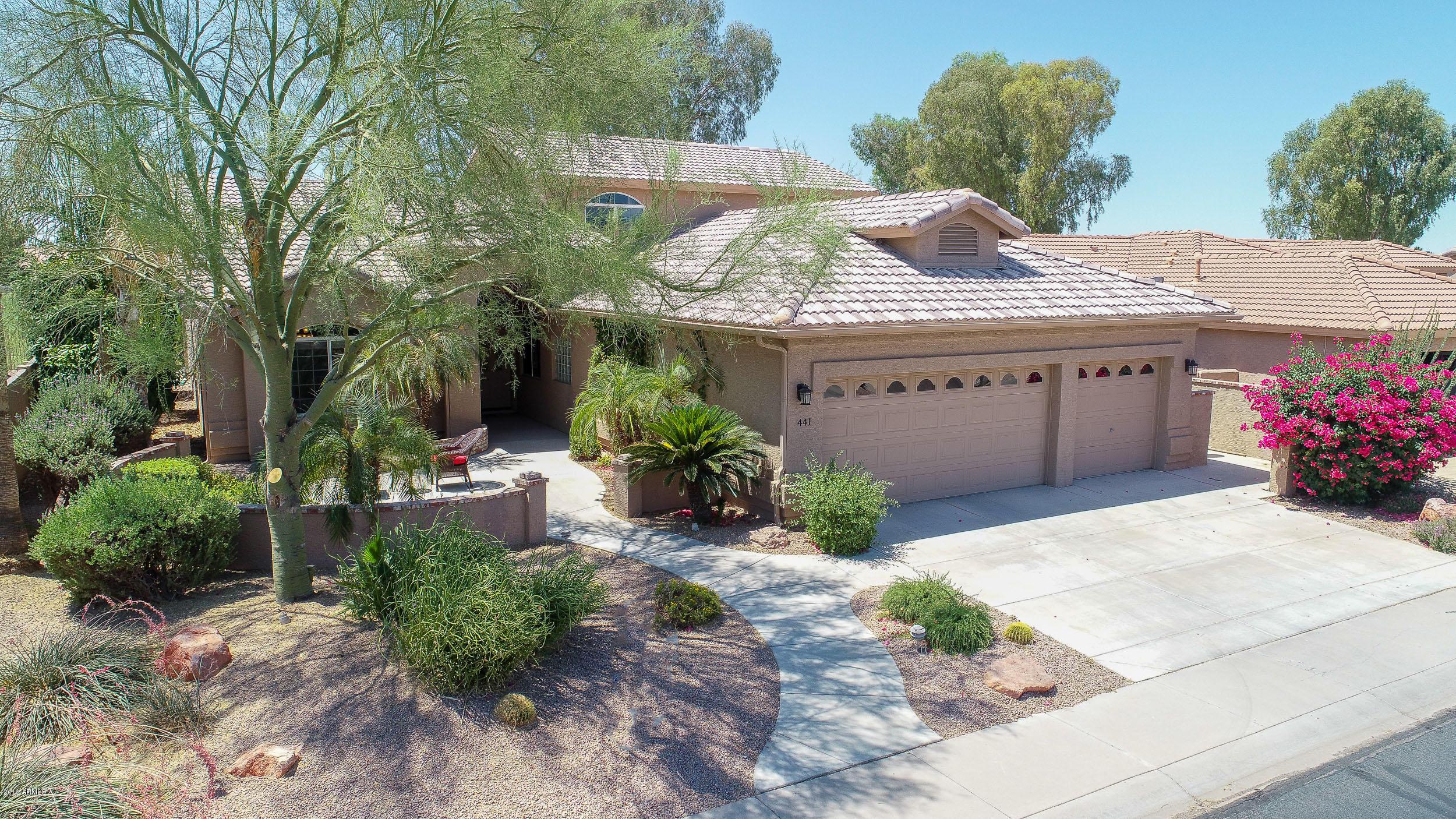 Photo for 441 W Cherrywood Drive, Sun Lakes, AZ 85248 (MLS # 5779904)