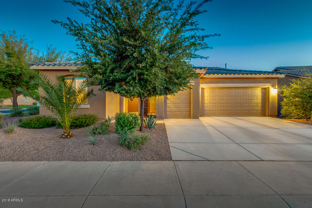Photo for 20690 N Enchantment Pass, Maricopa, AZ 85138 (MLS # 5784472)
