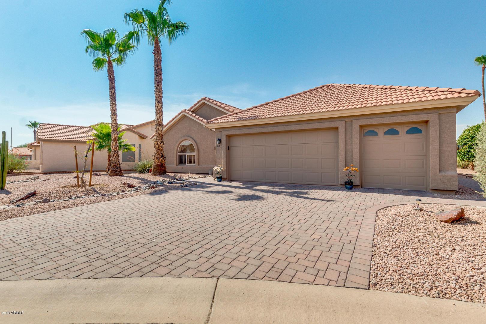 Photo for 1670 E Firestone Court, Chandler, AZ 85249 (MLS # 5802754)