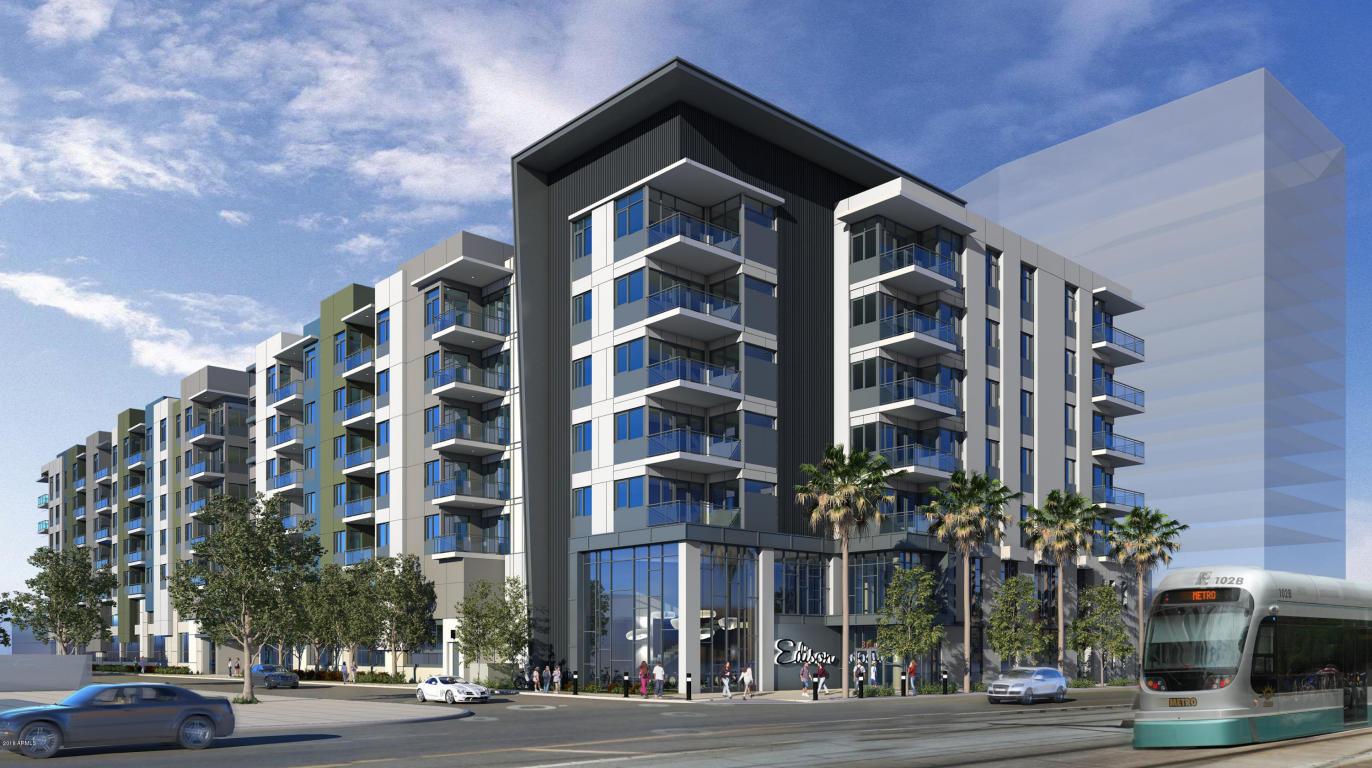 Photo for 3131 N Central Avenue, Unit 4007, Phoenix, AZ 85012 (MLS # 5804989)