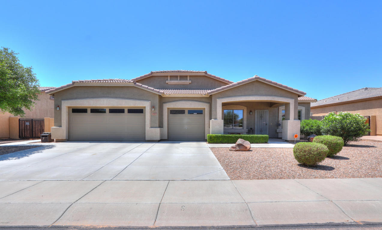 Photo for 2959 N Rosewood Avenue, Casa Grande, AZ 85122 (MLS # 5806299)