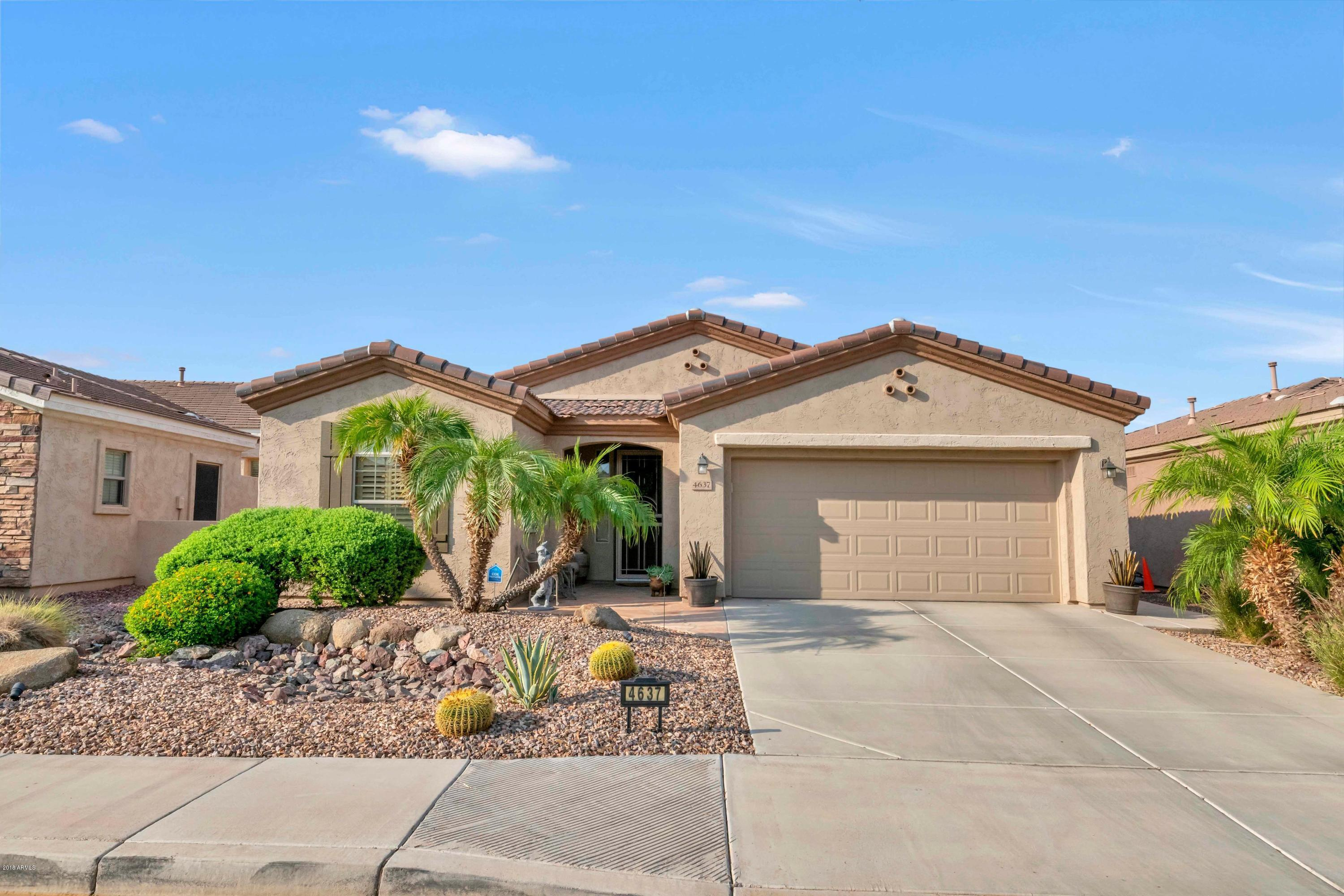 Photo for 4637 E Narrowleaf Drive, Gilbert, AZ 85298 (MLS # 5806987)