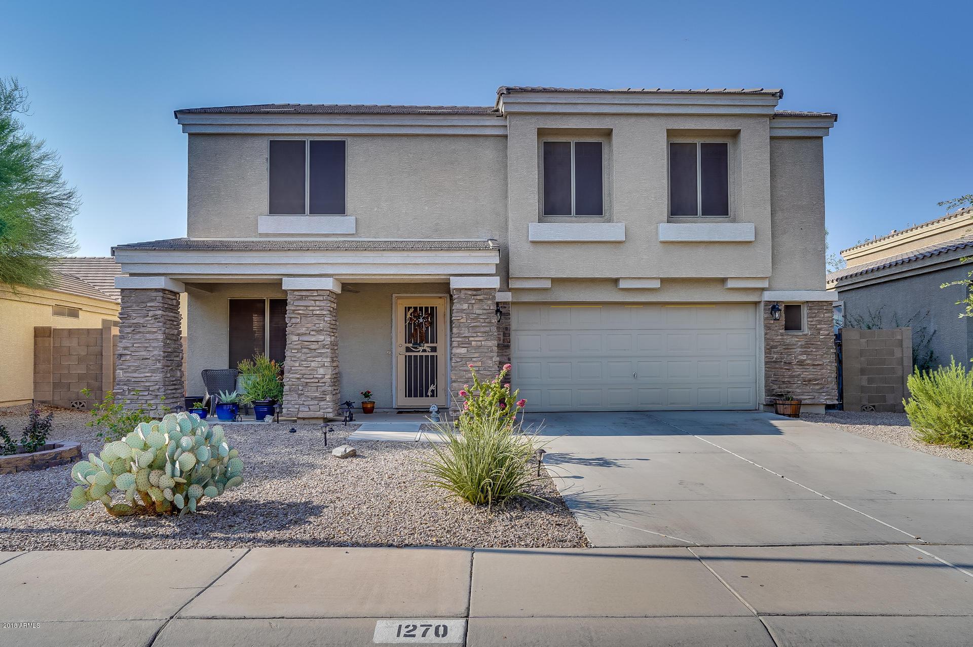 Photo for 1270 W Castle Drive, Casa Grande, AZ 85122 (MLS # 5806989)