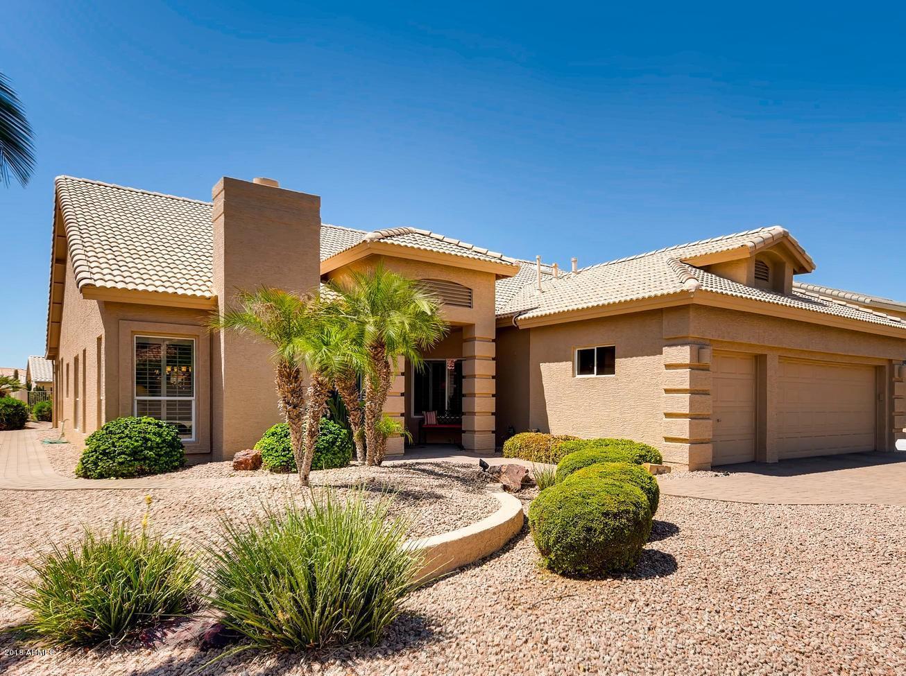 Photo for 9023 E Cedar Waxwing Drive, Sun Lakes, AZ 85248 (MLS # 5816153)