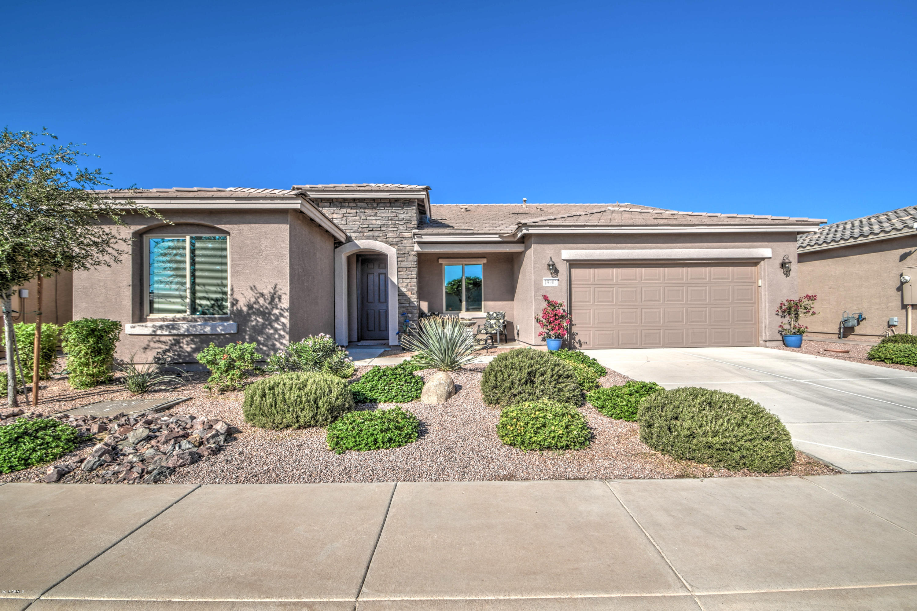Photo for 19902 N Pinochle Lane, Maricopa, AZ 85138 (MLS # 5818894)