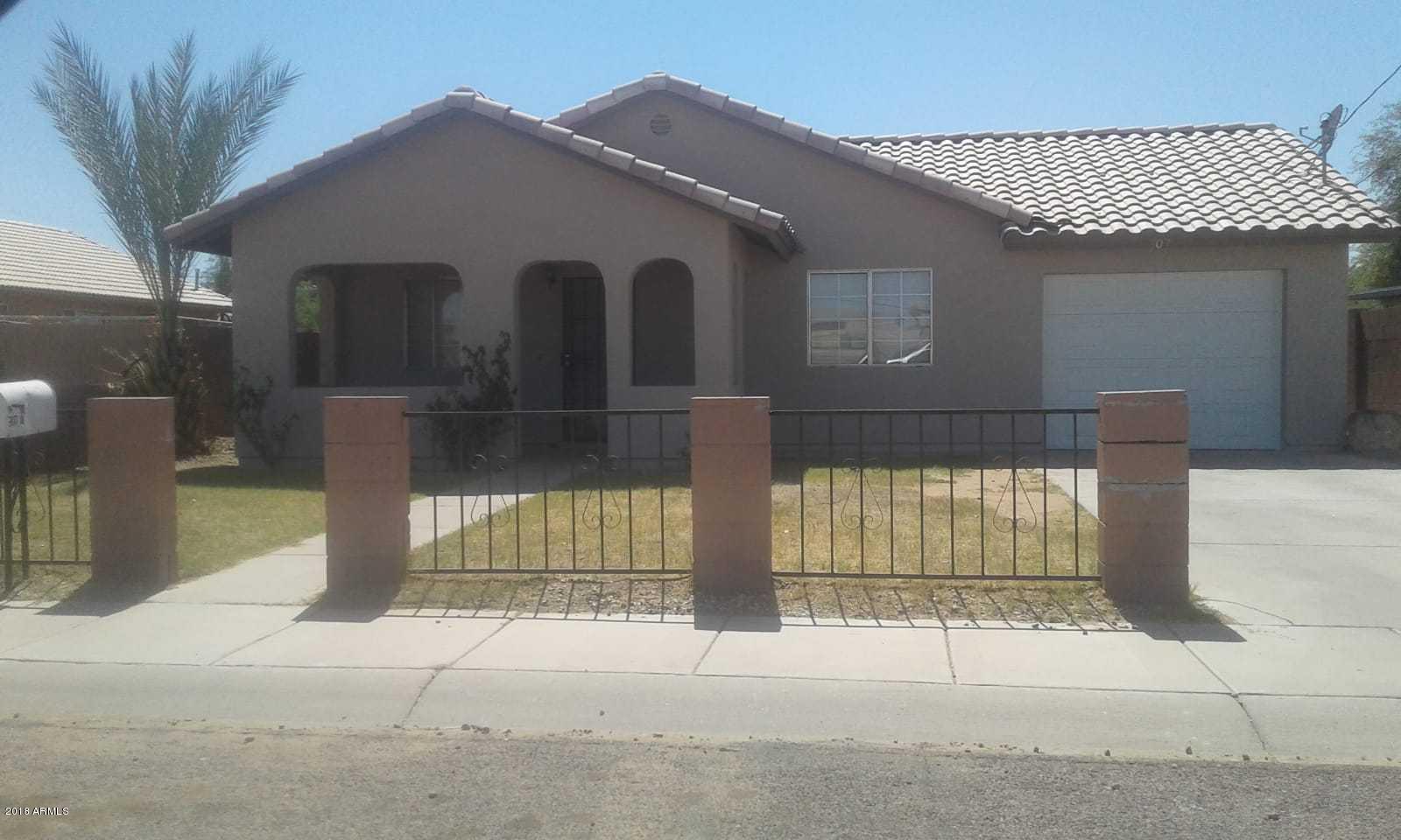 Photo for 307 W 1st Avenue, Casa Grande, AZ 85122 (MLS # 5820213)
