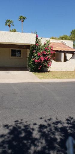 Photo of 131 N Higley Road, Unit 47, Mesa, AZ 85205 (MLS # 5821641)
