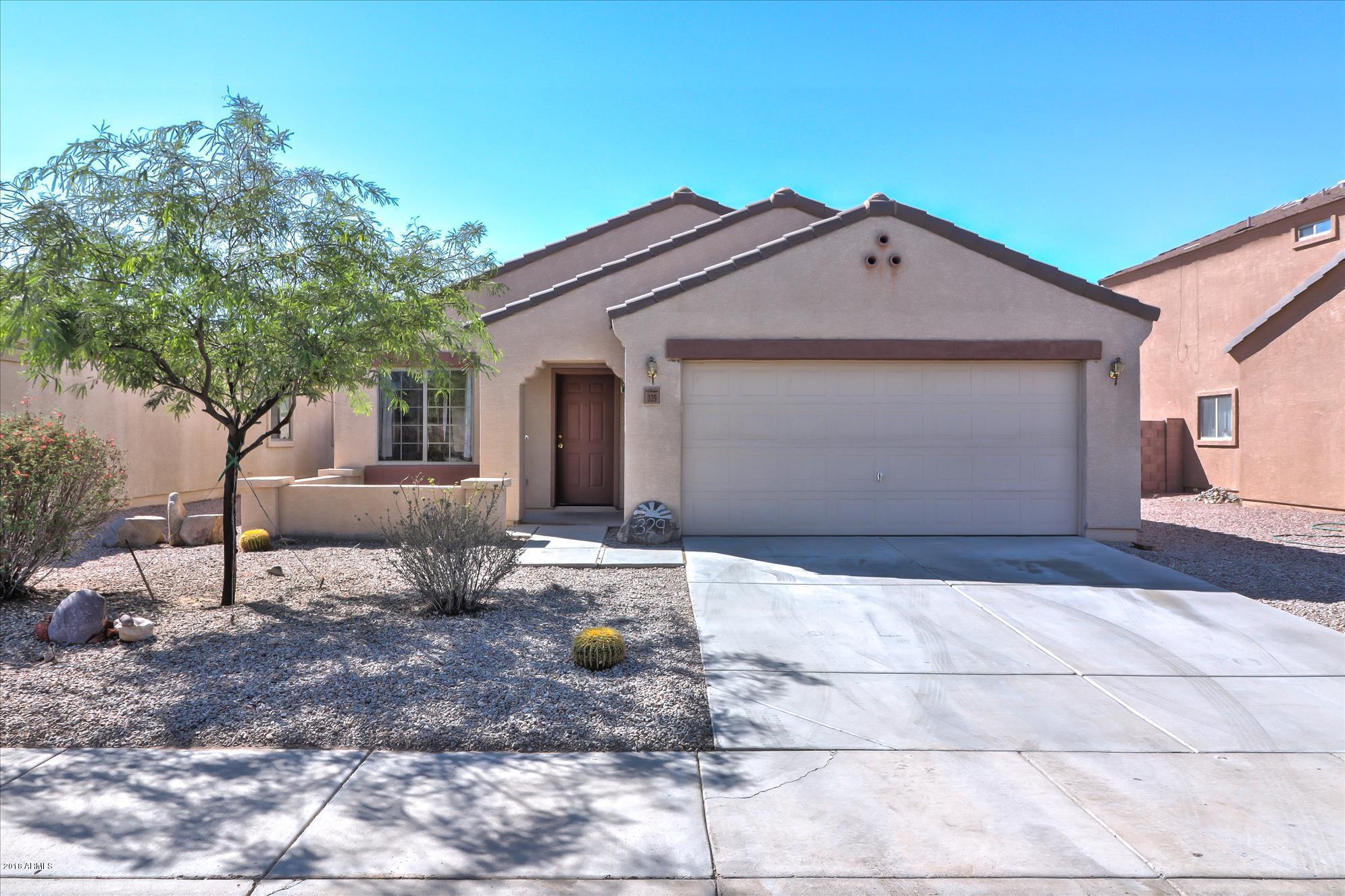 Photo for 329 W Phantom Drive, Casa Grande, AZ 85122 (MLS # 5822929)