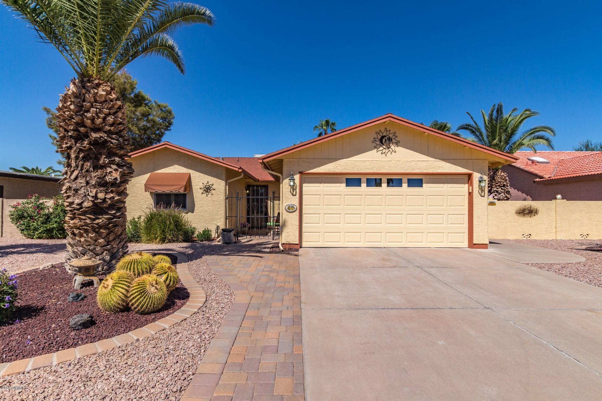 Photo for 9626 E Navajo Place, Sun Lakes, AZ 85248 (MLS # 5822947)