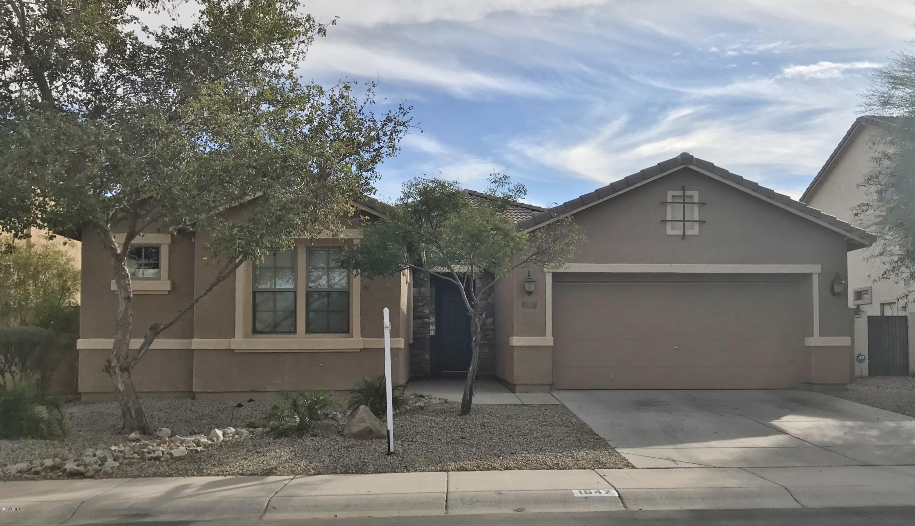 Photo for 1647 E Racine Place, Casa Grande, AZ 85122 (MLS # 5824512)