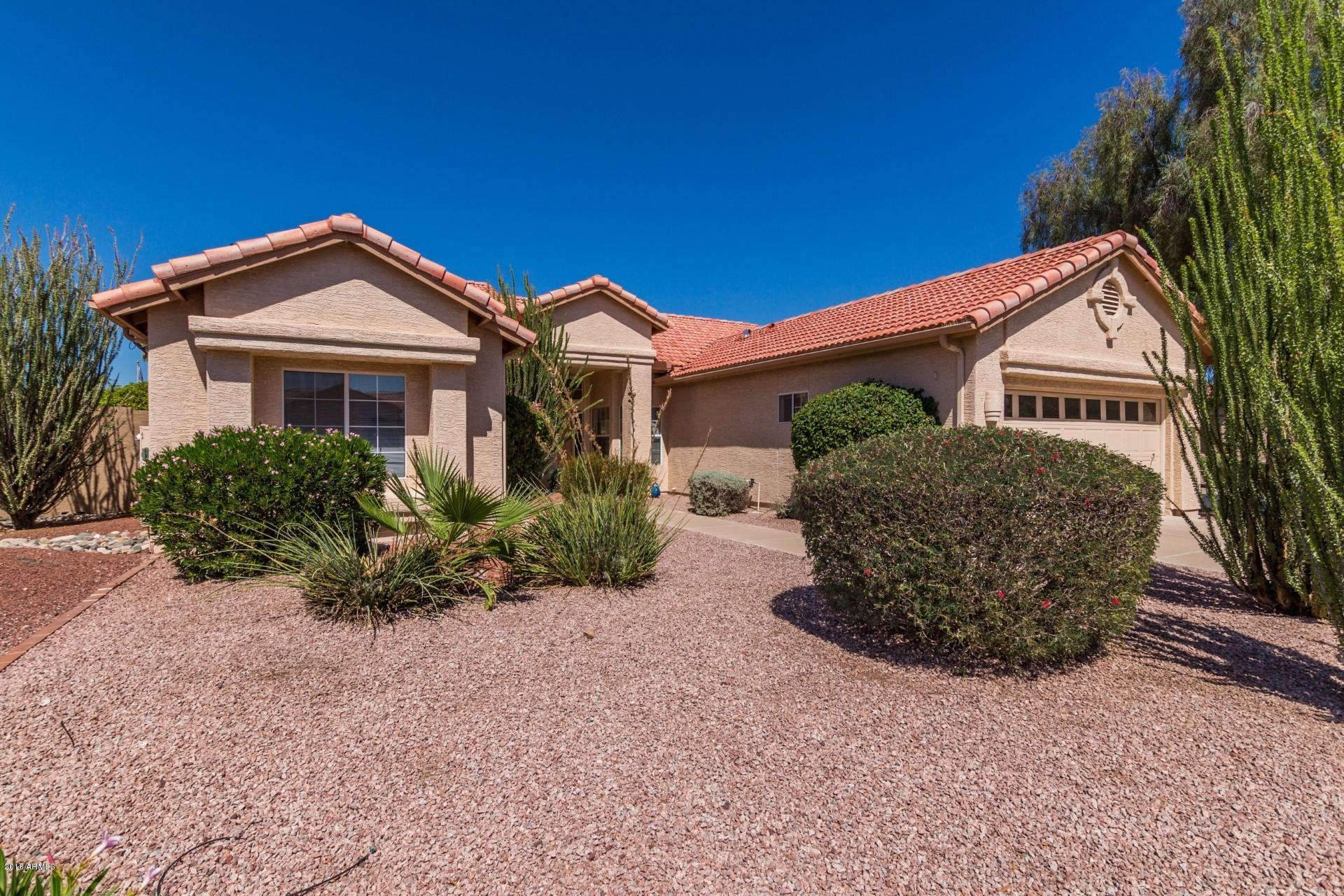 Photo for 10714 E Halley Drive, Sun Lakes, AZ 85248 (MLS # 5828439)