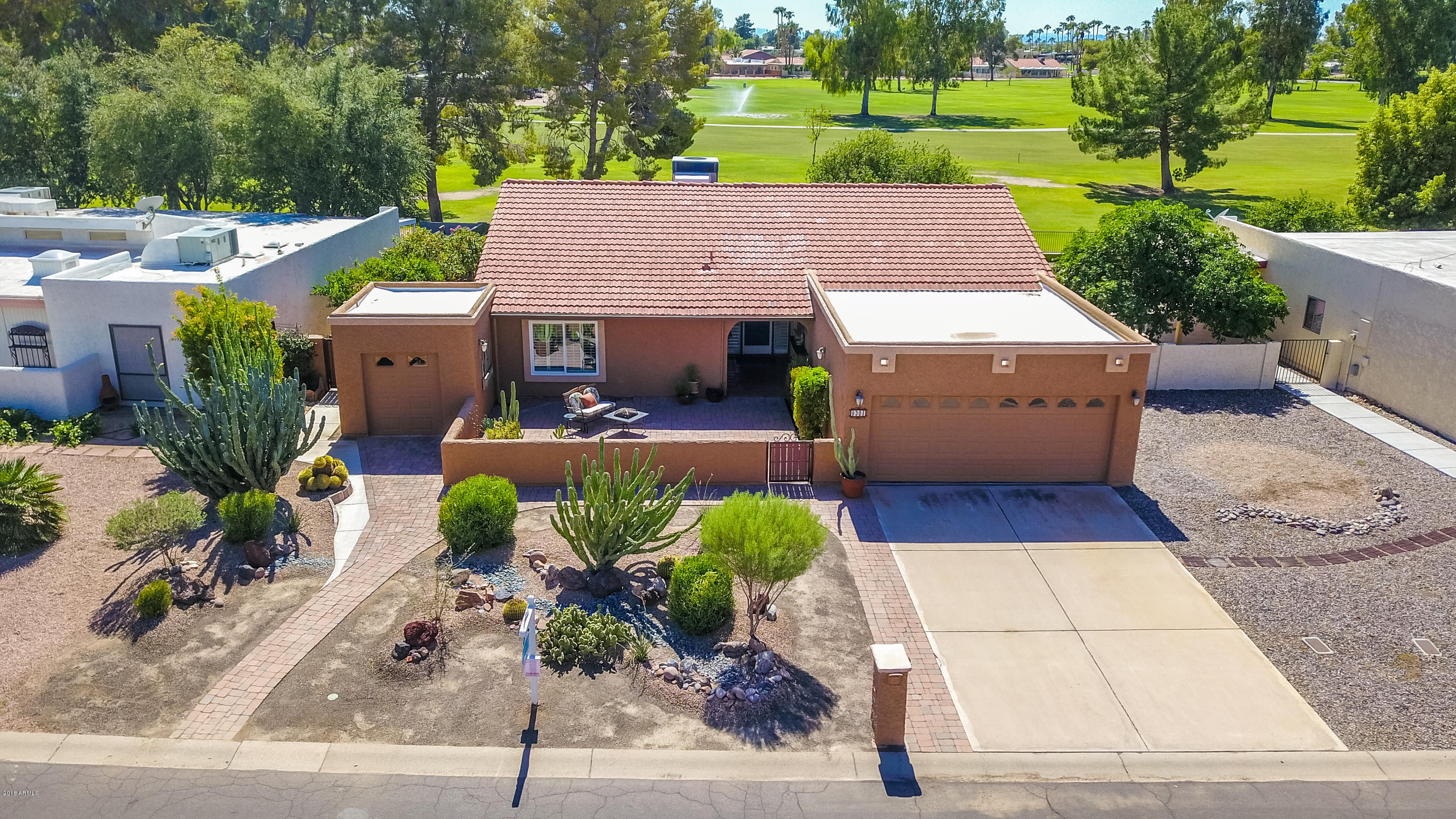 Photo for 9301 E Fairway Boulevard, Sun Lakes, AZ 85248 (MLS # 5829128)