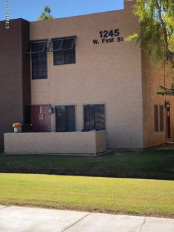 Photo of 1245 W 1st Street, Unit 107, Tempe, AZ 85281 (MLS # 5833512)