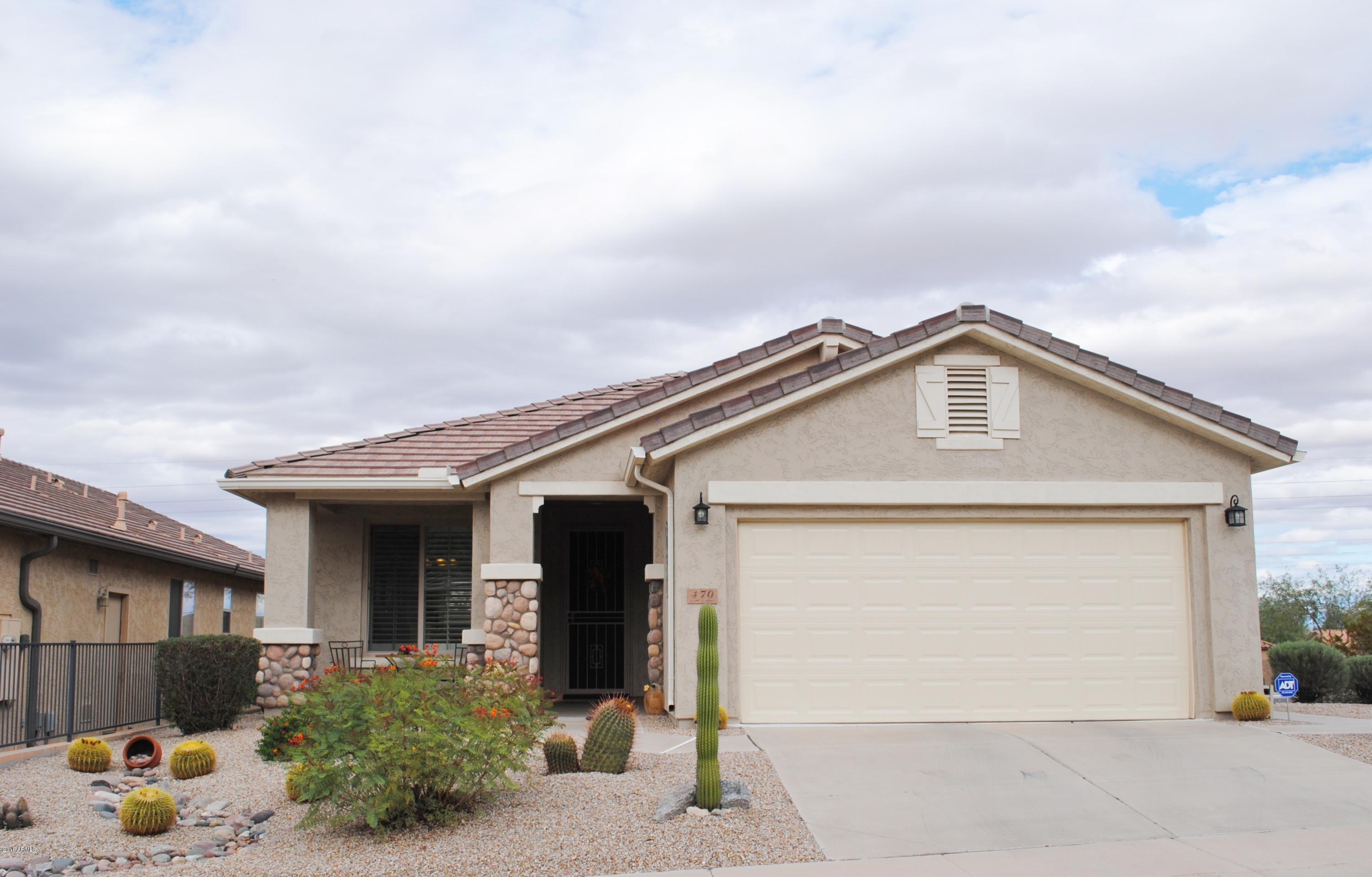 Photo for 470 W Twin Peaks Parkway, San Tan Valley, AZ 85143 (MLS # 5836634)