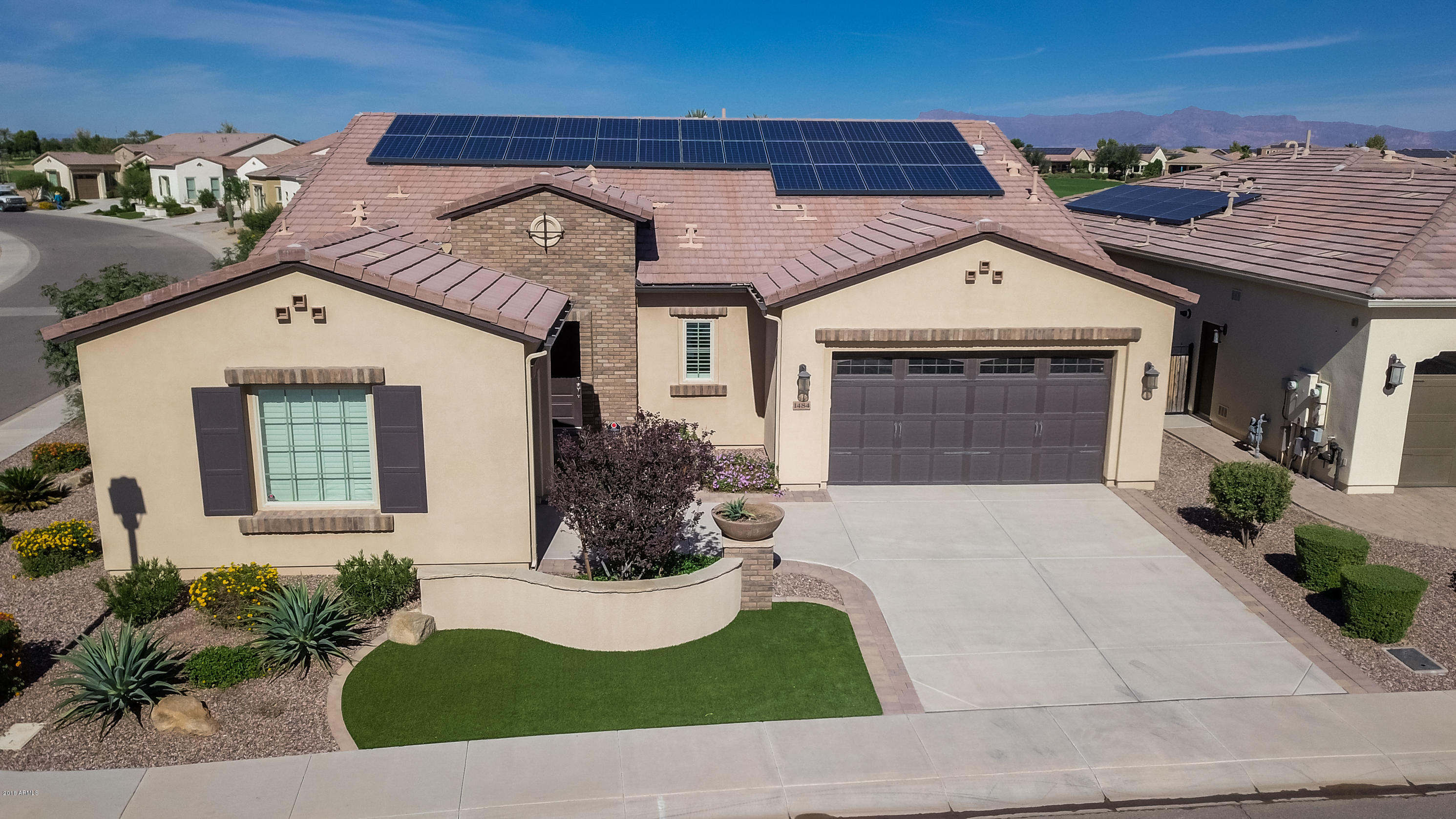 Photo for 1484 E Verde Boulevard, San Tan Valley, AZ 85140 (MLS # 5839503)