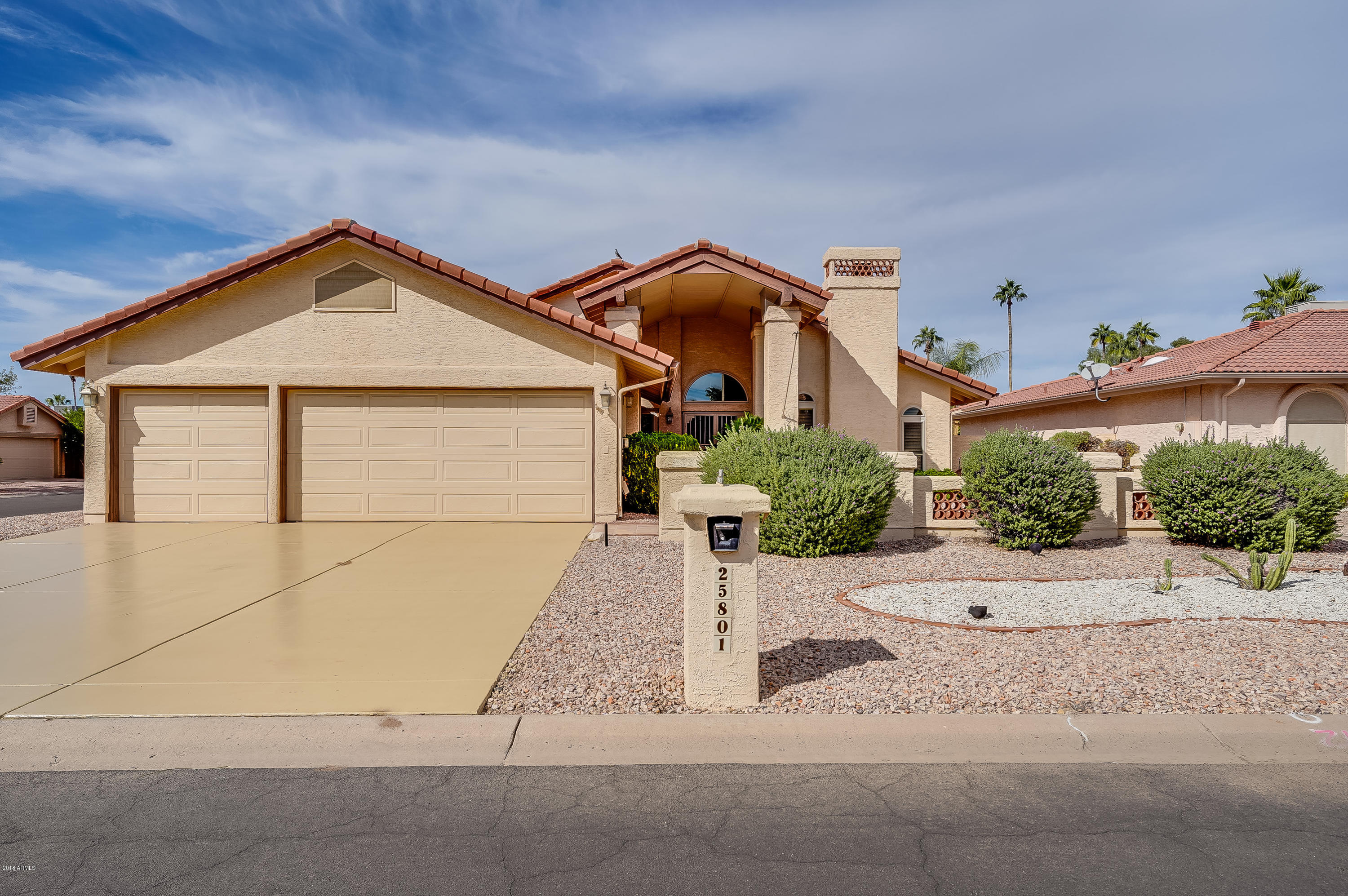 Photo for 25801 S Eastlake Drive, Sun Lakes, AZ 85248 (MLS # 5842765)