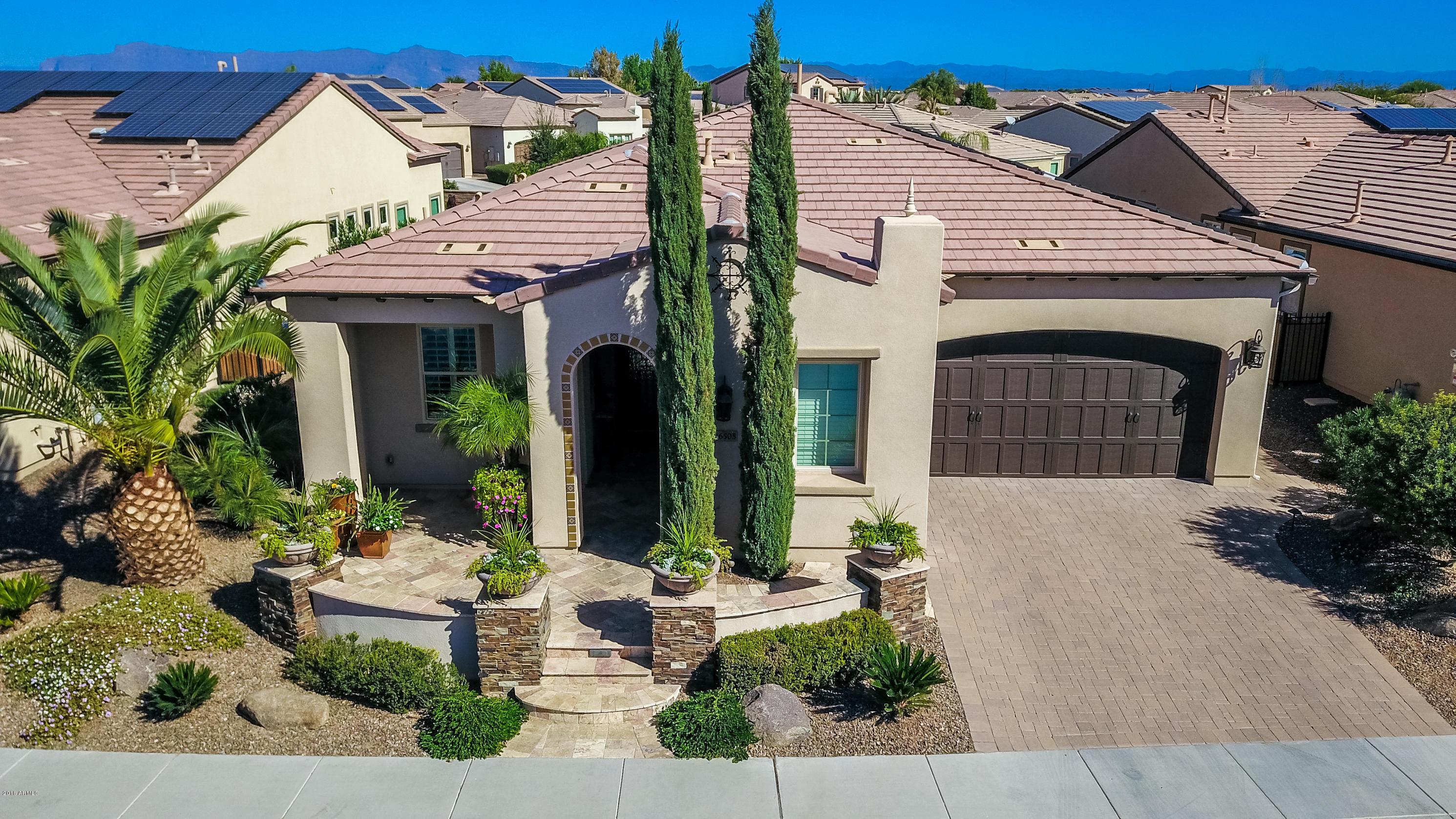 Photo for 36505 N Crucillo Drive, San Tan Valley, AZ 85140 (MLS # 5844967)