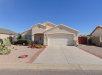 Photo of 14555 S Amado Boulevard, Arizona City, AZ 85123 (MLS # 5846495)